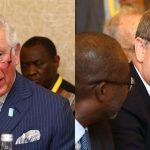 Le Prince Albert avec le Prince Charles avant un résultat positif au coronavirus