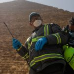 L'Egypte désinfecte les pyramides pour empêcher le coronavirus de se propager