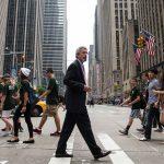 VIDÉO: New York City applaudit pendant 2 minutes pour les travailleurs essentiels