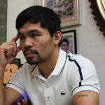 Manny Pacquiao mis en quarantaine après un contact avec un sénateur atteint de coronavirus