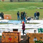 Des tentes de triage pour les coronavirus installées dans Central Park pour aider le mont Sinaï