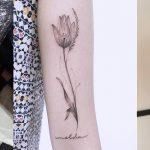 Top 109 des meilleures idées de tatouage de tulipe