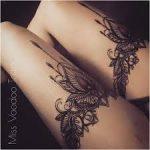 Tatouage pour la mariée : quelques idées pour le grand jour (En images) - TattooList