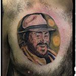 Pavarotti: icône parfaite pour un tatouage (En images) - TattooList