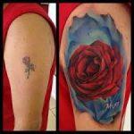 Quand retoucher un tatouage? - PassionTattoo (En images) - TattooList