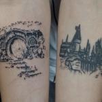 Tatouage Hobbit: guide et idées (En images) - TattooList