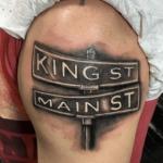 Tatouage des panneaux de signalisation: le guide complet (En images) - TattooList