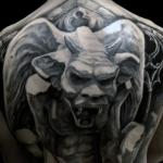 Tatouage gargouille: idées et conseils (En images) - TattooList