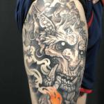 Tatouage troll: idées, conseils et significations (En images) - TattooList