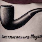 Tatouages Magritte: voici les meilleures idées (En images) - TattooList