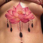 37 dessins de tatouages de lotus gracieux