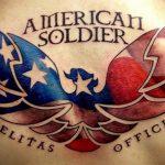 Tatouages d'armée - Tatouages patriotiques qui vous feront pleurer de fierté