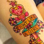Tatouage Sailor Moon: idées et photos (En images) - TattooList