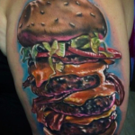 Food Tattoo : le guide complet (En images) - TattooList