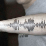 SoundWave Tattoo : le guide complet (En images) - TattooList