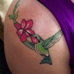 Tatouage Colibri: guide, significations et photos (En images) - TattooList