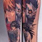 Tatouage Manga: idées et significations (En images) - TattooList