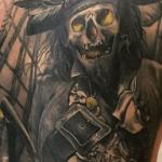 Tatouage de pirate : notre guide (En images) - TattooList