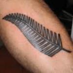 Tatouage feuille de fougère : guide et photos (En images) - TattooList