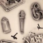 Tatouages rap et hip hop : un guide complet (En images) - TattooList