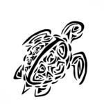 Tatouage tortue: signification, symbole et photo (En images) - TattooList
