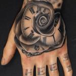 Tatouages à la main: idées, signification et galerie (En images) - TattooList