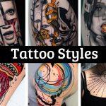 13 styles de tatouage les plus populaires expliqués [200+ Images] (En images) - TattooList