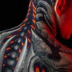 65 tatouages, dessins et idées biomécaniques uniques (En images) - TattooList