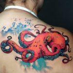 85 tatouages uniques de poulpe que vous devrez voir (En images) - TattooList